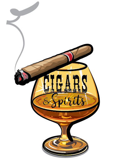 cigars and spirits logo