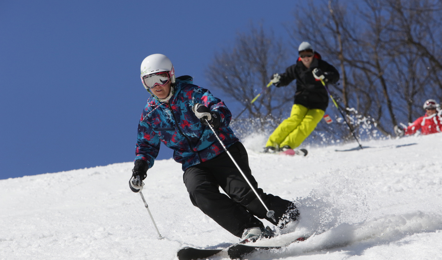 Click for all Snow Sports Information