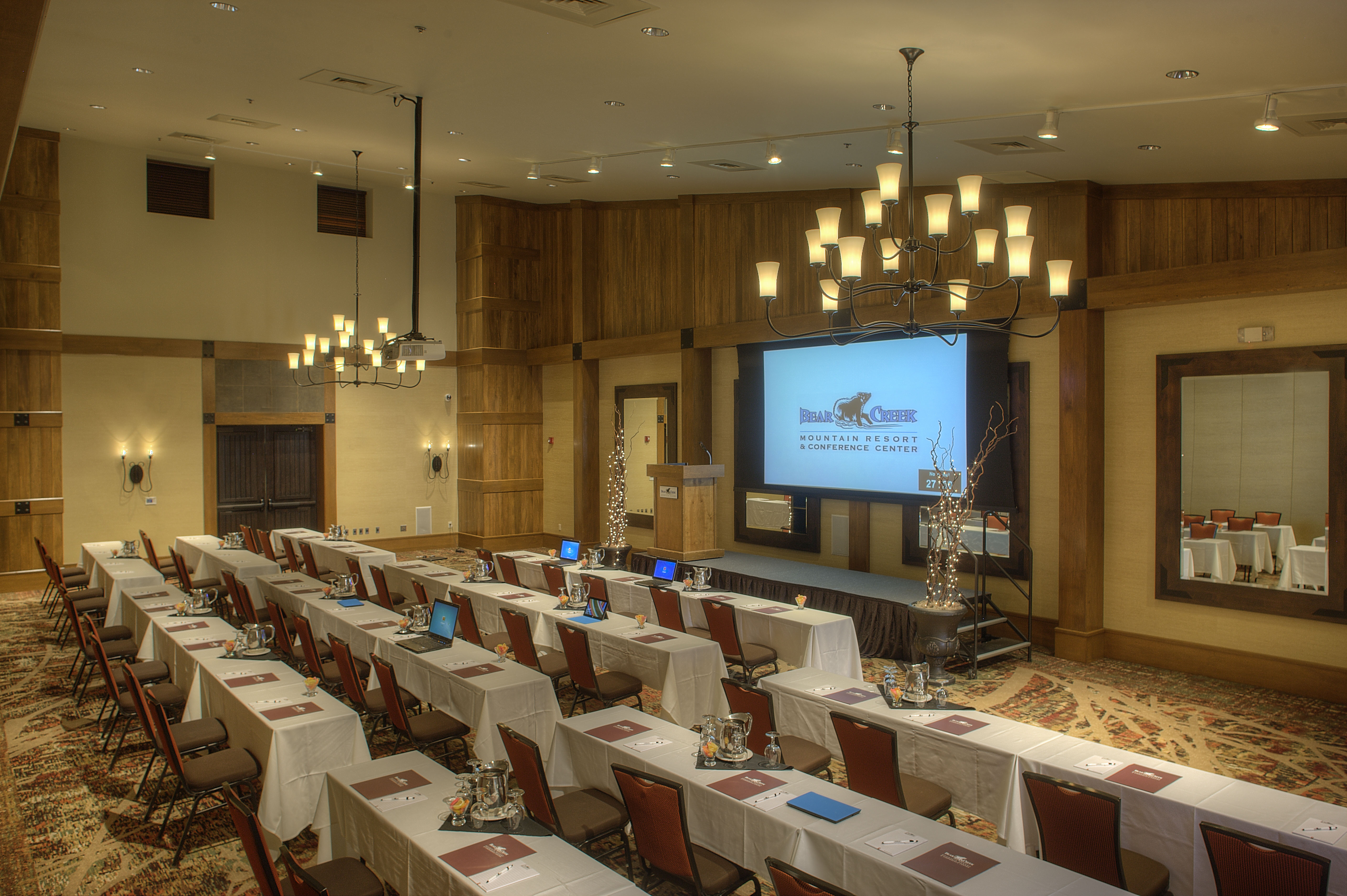 bear creek resort: business meeting & conference spaces in pennsylvania
