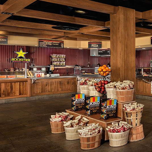 Mountain Eatery restaurant interior
