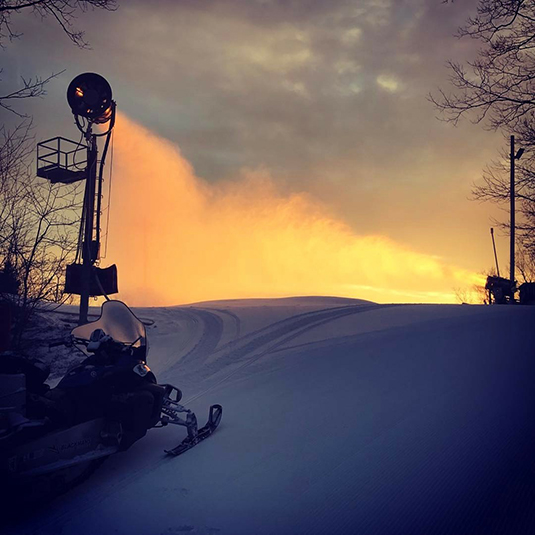 Snowmaking Photo